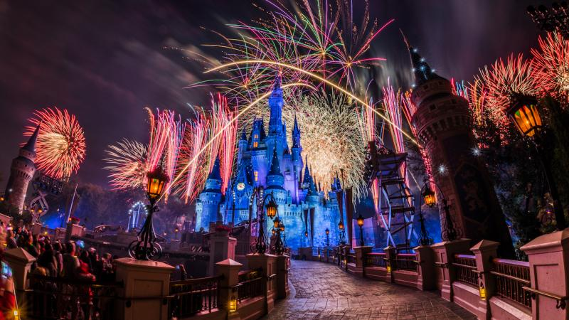 Best Places to Watch Fireworks on New Year's Eve in Orlando