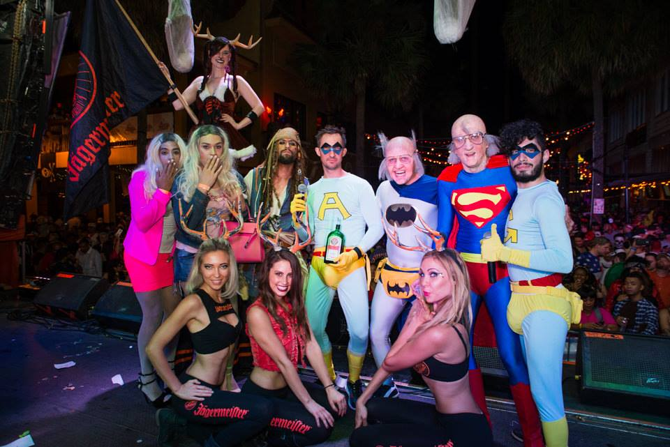 So Fun It's Scary: 3 Nights Of Plazaween Block Parties On Wall Street Plaza