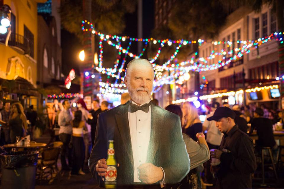 The Most Interesting Holiday Block Party In The World Is On Wall Street Plaza