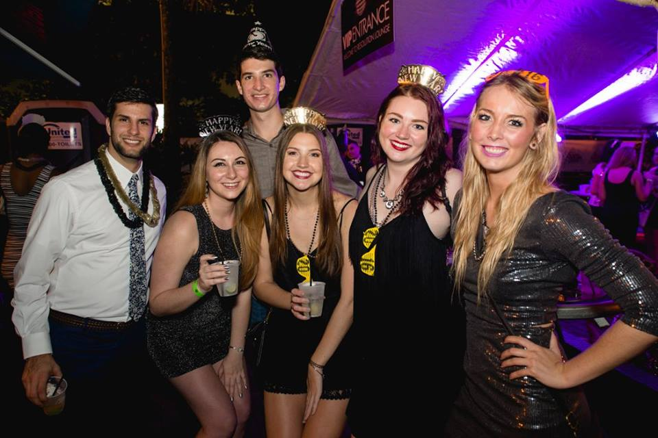 Win Tickets To Ring In The New Year at Wall Street Plaza