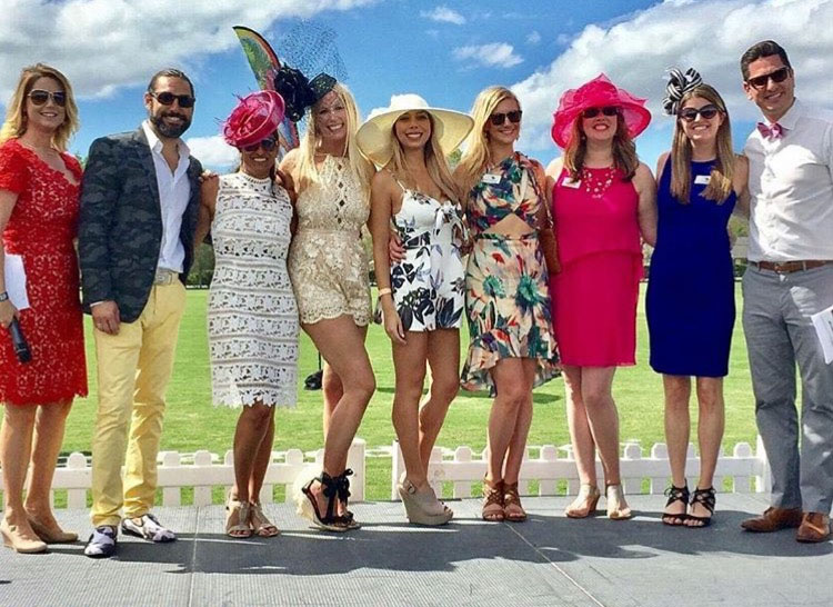 Charity Polo Classic Draws Over 900 of Tampa Bay's Jet Set to Plant City