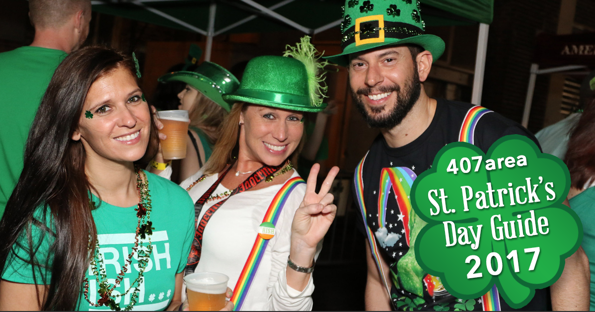 Orlando St. Patrick's Day Guide 2017