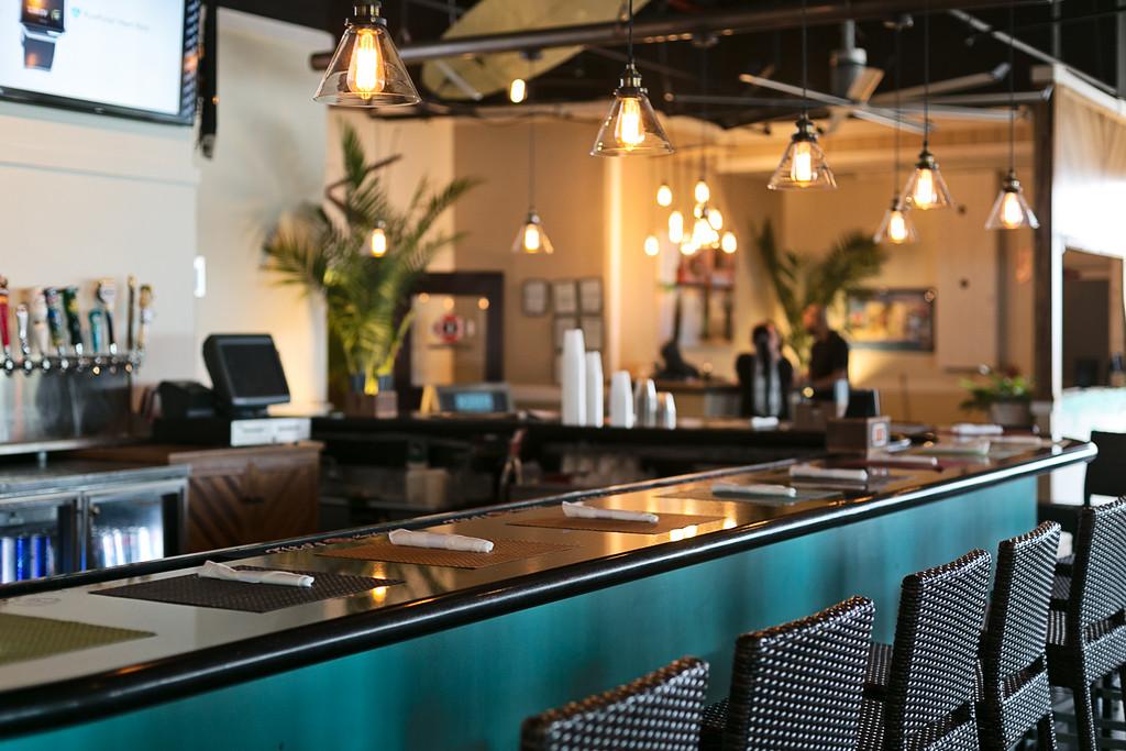New Chef New Menu New Look At Beach Bar Restaurant