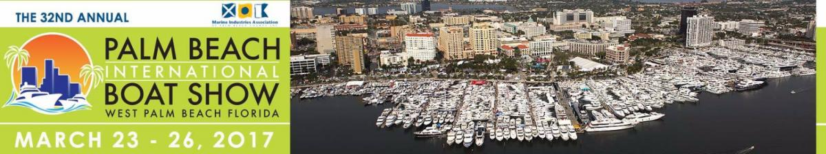 32nd Annual Palm Beach International Boat Show Hits The Deck This Weekend!