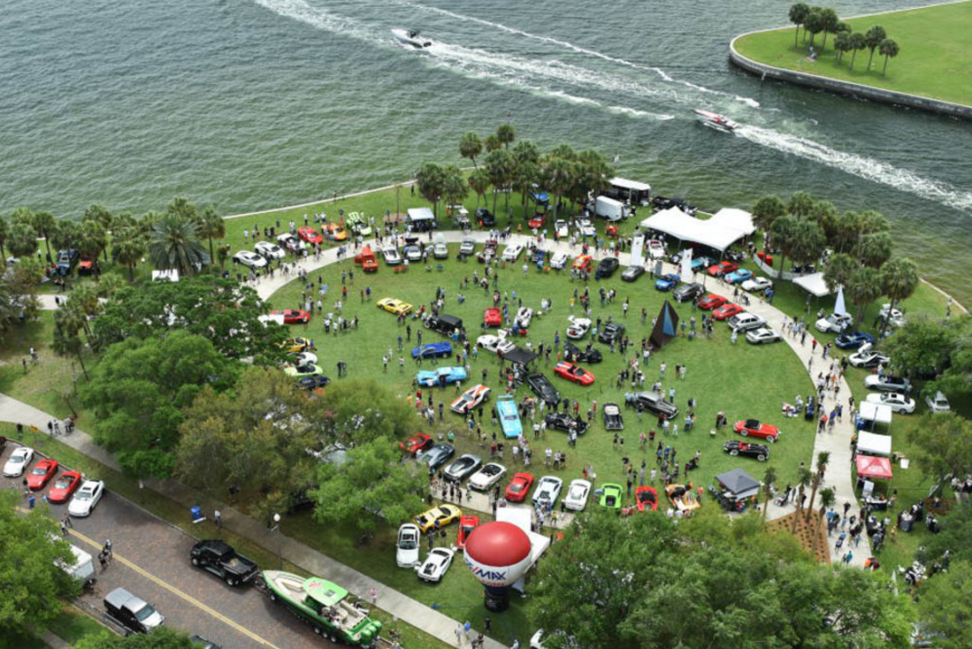 Festivals of Speed is Gearing up in St. Pete!