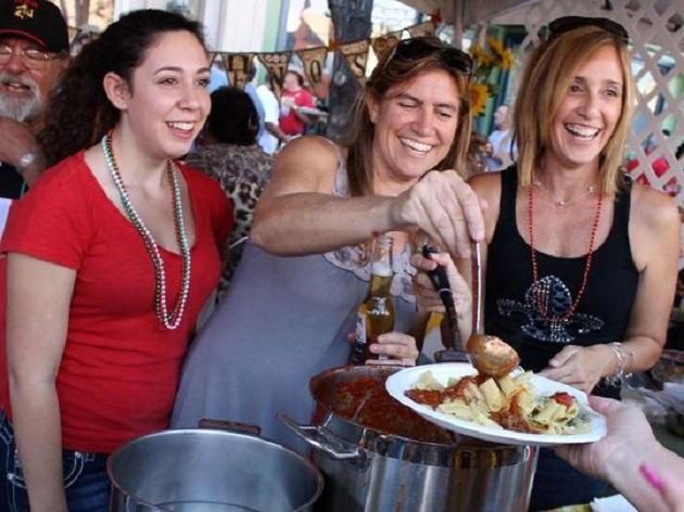 Tampa's Festa Italiana | A Bella Good Time