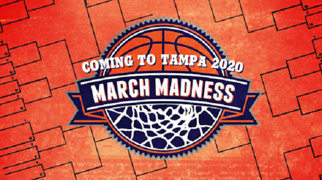 Here Comes March Madness to Tampa Bay