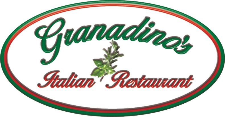 New Menu, New Prices | Granadino's Italian Restaurant