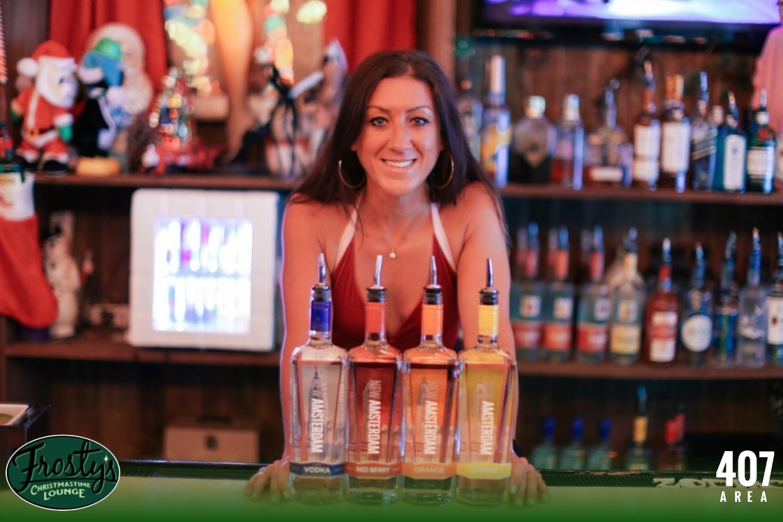 Frosty's New Vodka Down Wednesday Event Will Put You In Good Spirits