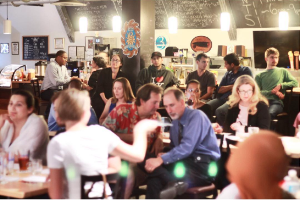 Pitches and Pitchers: A Night for Entrepreneurs