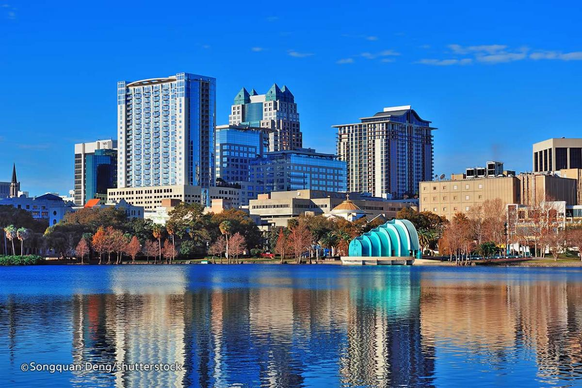Forbes Ranks Orlando As Top City American's Are Moving To Right Now