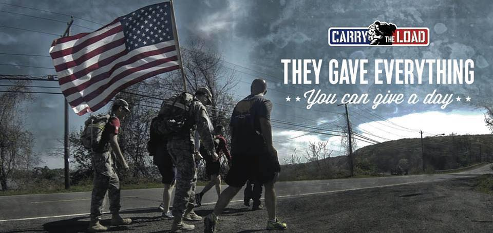 'Carry The Load' the National Memorial Day Relay is Underway in Tampa