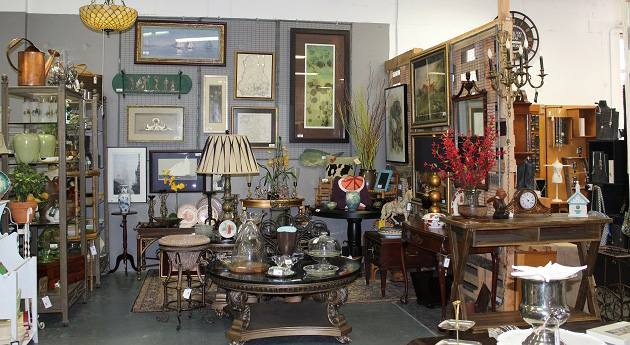 Seminole Heights Consignment Shop Sells Funky Eclectic Finds And - Farm table tampa