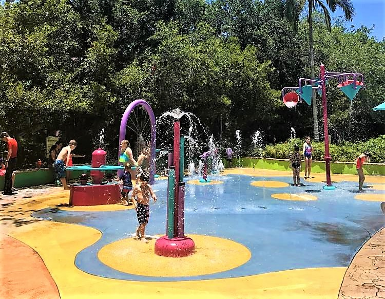 Soak in Summer Fun at the Coolest Splash Pads, Pools and Sprinkler Parks in Tampa
