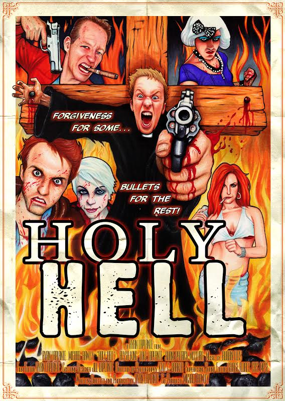 Austin Revolution Film Festival: Ryan LaPlante's Holy Hell Will Baptize You in Blood