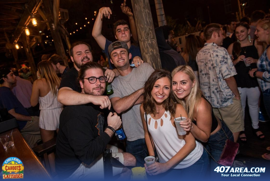 Church Street Bars : One Location, 3 Venues, 3 Nights Of Drink Specials In Orlando