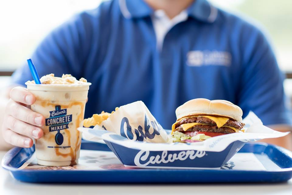 Get The Scoop On Culver's Butter Burgers And Frozen Custard