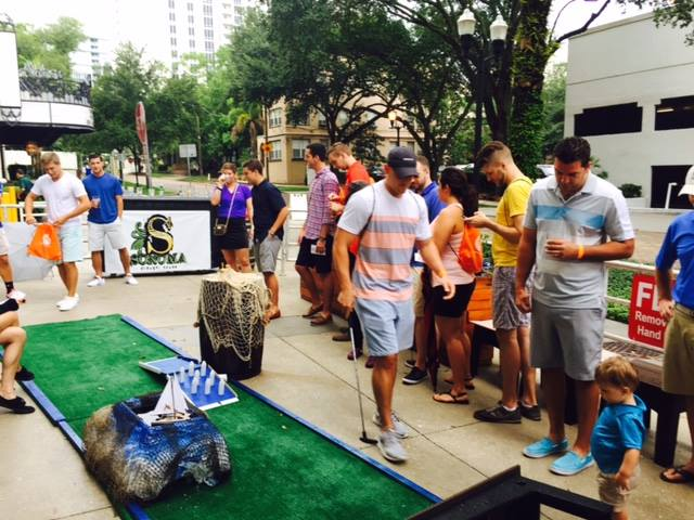 Win Tickets To The Thornton Park District Miniature Golf And Pub Crawl