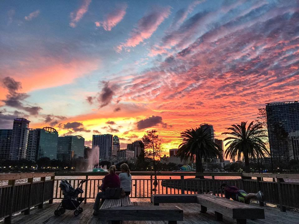 Restaurants Around Lake Eola Park | Waterfront Dining Orlando