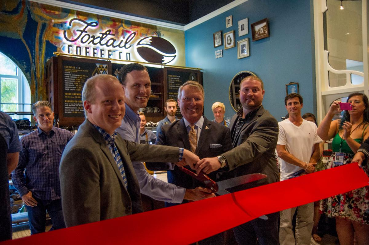 Foxtail Coffee Opens Second Location in Downtown Orlando