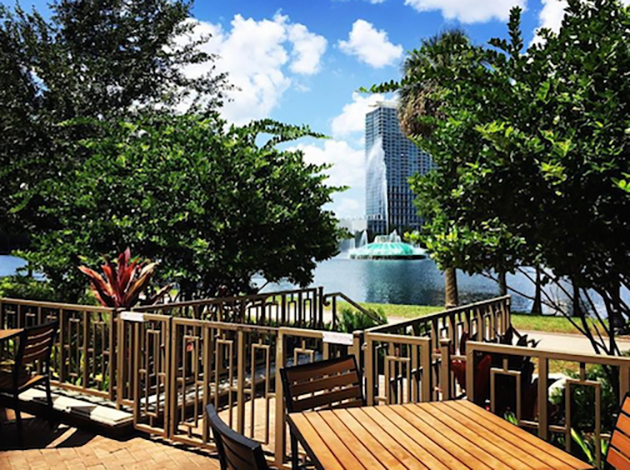 16 Places to Drink Outside in Orlando
