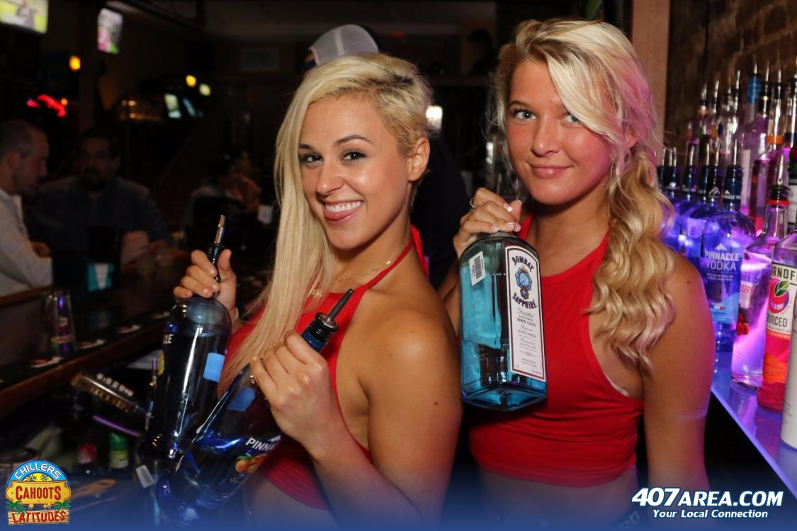 Turn Up With Bottomless Samples At Church Street Bars Vodka Fest 17
