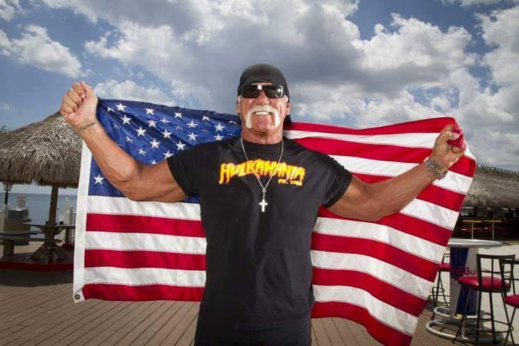 Hang with Hulk Hogan at Hogan's Beach Shop