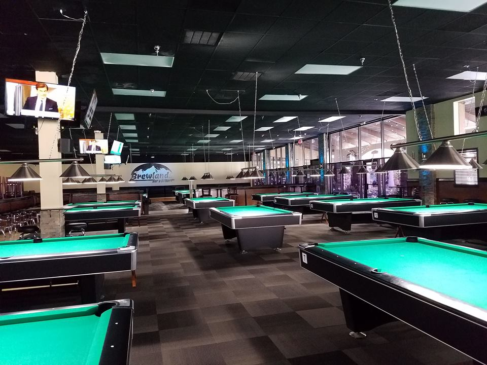 Award-Winning Upscale Billiards Hall in Tampa Surprises