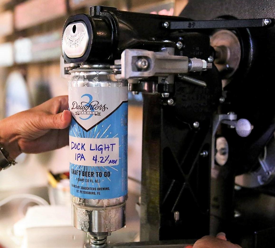 727 Spotlight | 3 Daughters Brewing's 118 Calorie Light Craft Beer