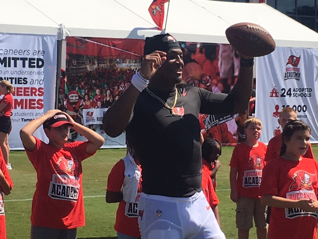 Winston Shines in the Bucs First Preseason Win