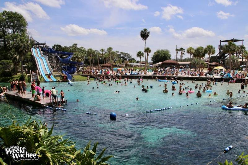 Buccaneer Bay Water Park Spring Hill Florida