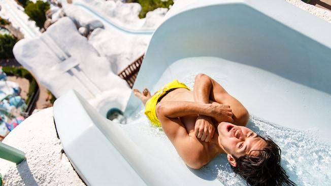 Blizzard Beach Water Park Orlando Florida