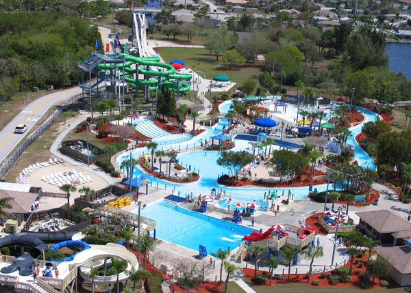 Sun Splash Water Park Cape Coral Florida