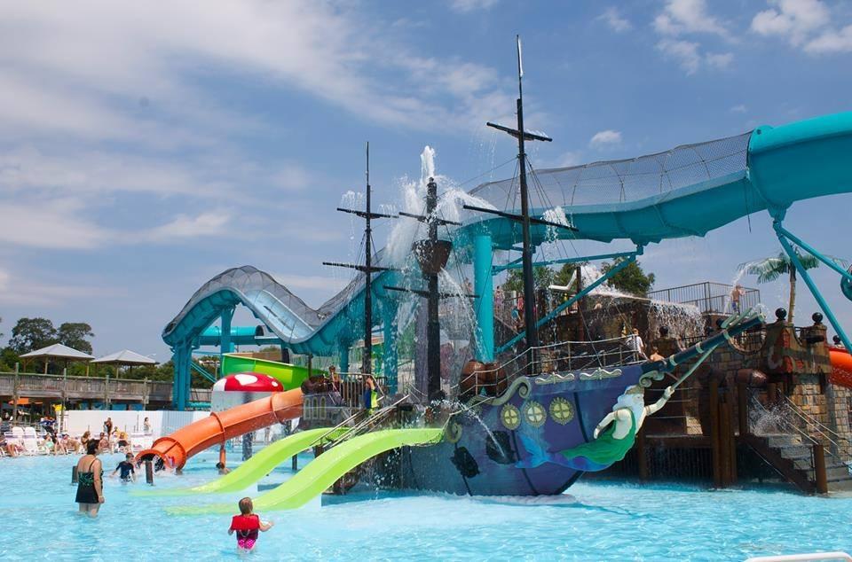 Adventure Landing Water Park Jacksonville Beach Florida