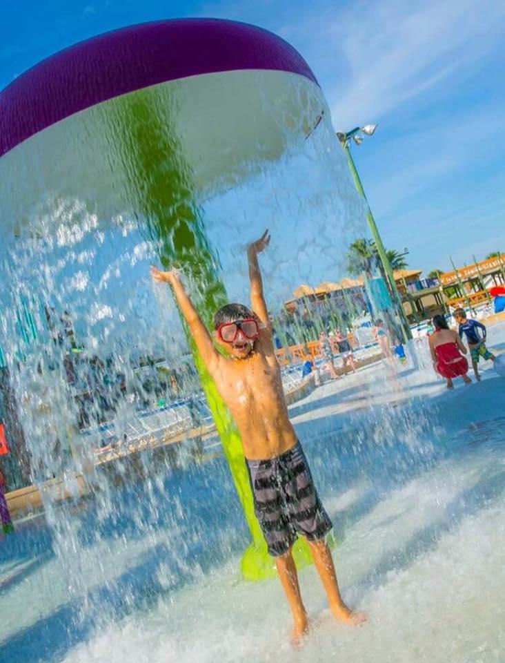 Daytona Lagoon Water Park Daytona Beach Florida
