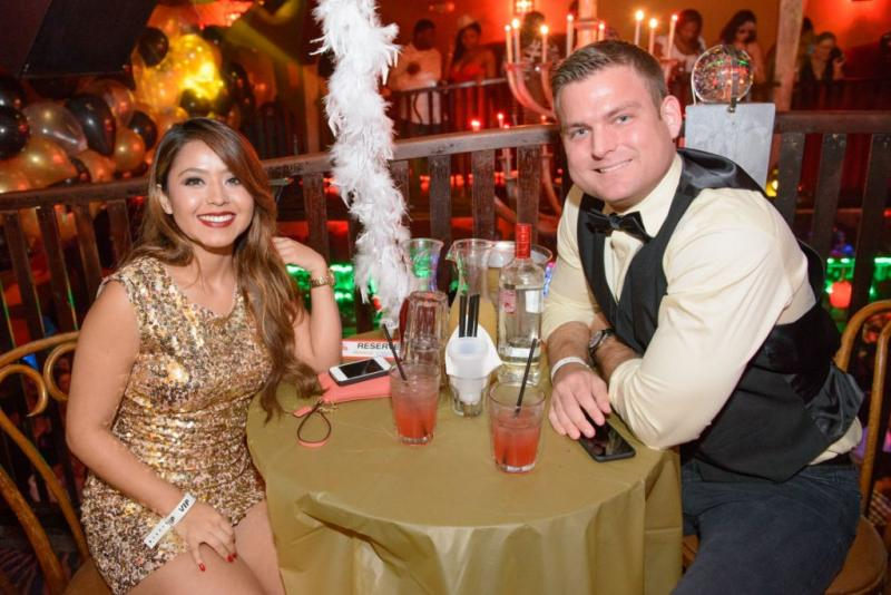 Club Prana New Year's Eve Tampa