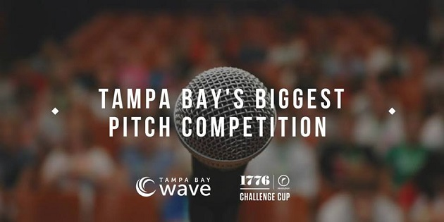 Startups Tossed Ideas in Tampa's Biggest Pitch Competition