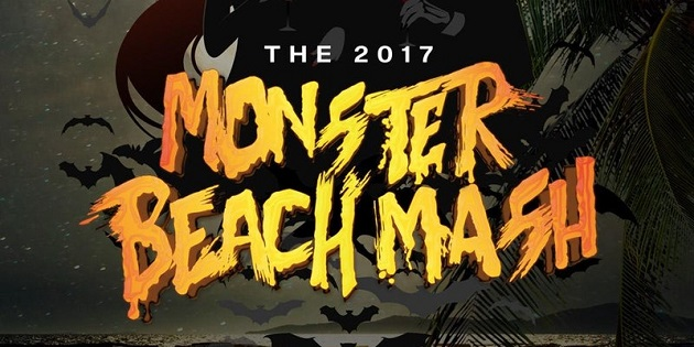 Wicked Halloween Fun at the Monster Beach Mash at Beach Bar Tampa
