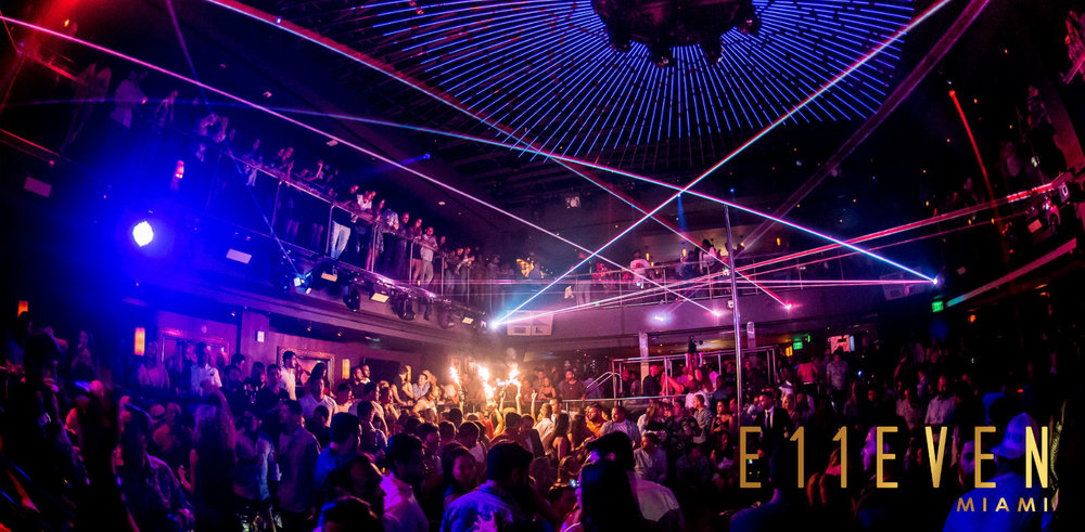 Freak Show Halloween at E11EVEN Set to Spin For Six Crazy Days and Nights Straight
