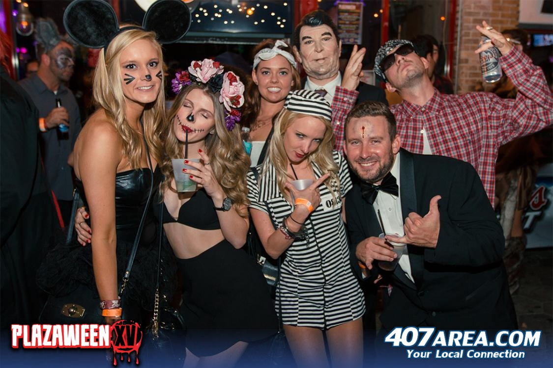 3 Orlando Halloween Block Parties Filled With Booze, Ghouls, And Fun On Wall Street Plaza