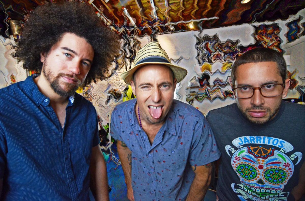 FREE SHOW: Miami's Aaron Lebos Reality Live at Crowbar Tonight at 8 p.m.