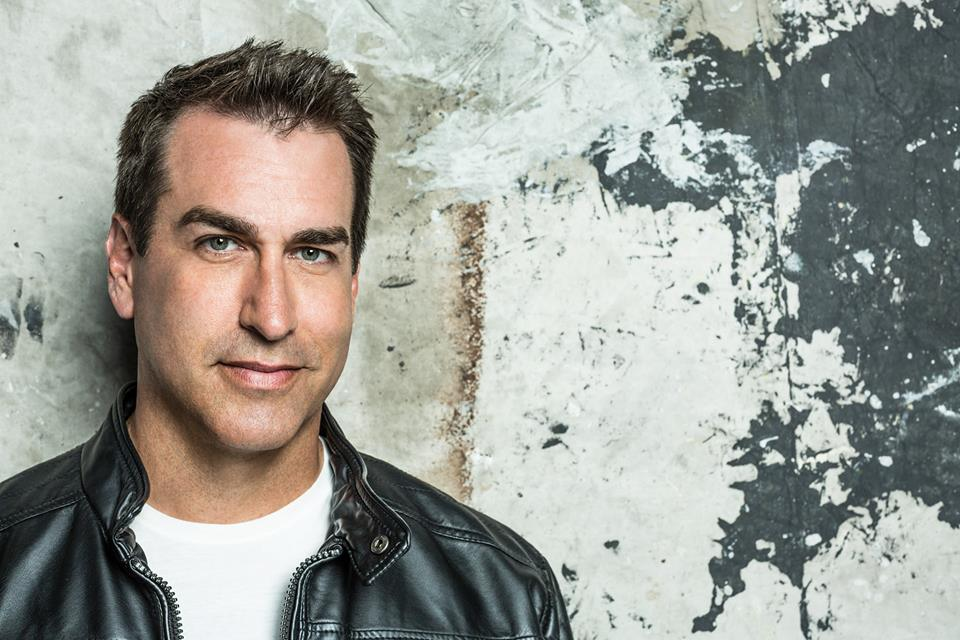 A Salute To Veterans Day At The Ace Cafe With Rob Riggle