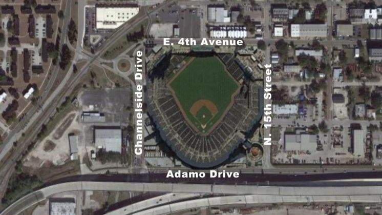 Taking A Closer Look At Potential Rays Stadium Site In Ybor City