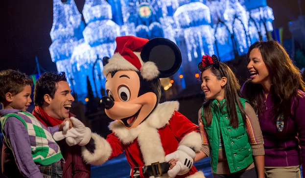 You're Invited to Mickey's Very Merry Christmas Party In Orlando 2017
