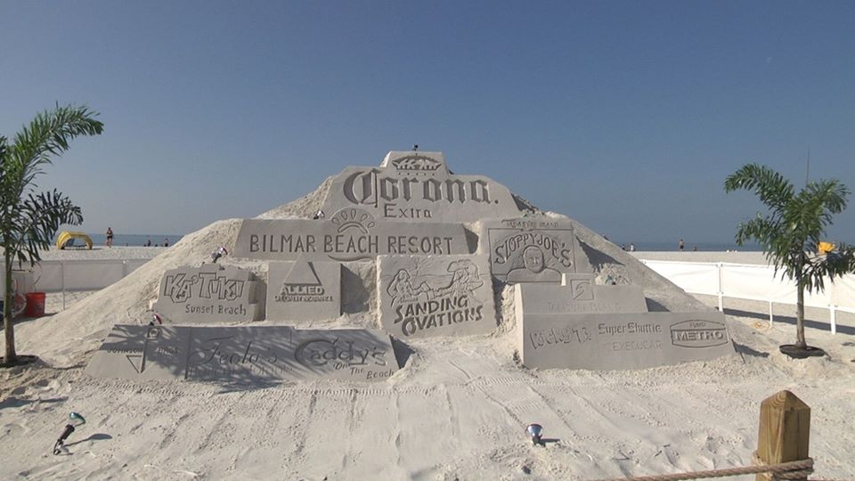'Sandings Ovation' Competition And Music Festival Running All Weekend In Treasure Island