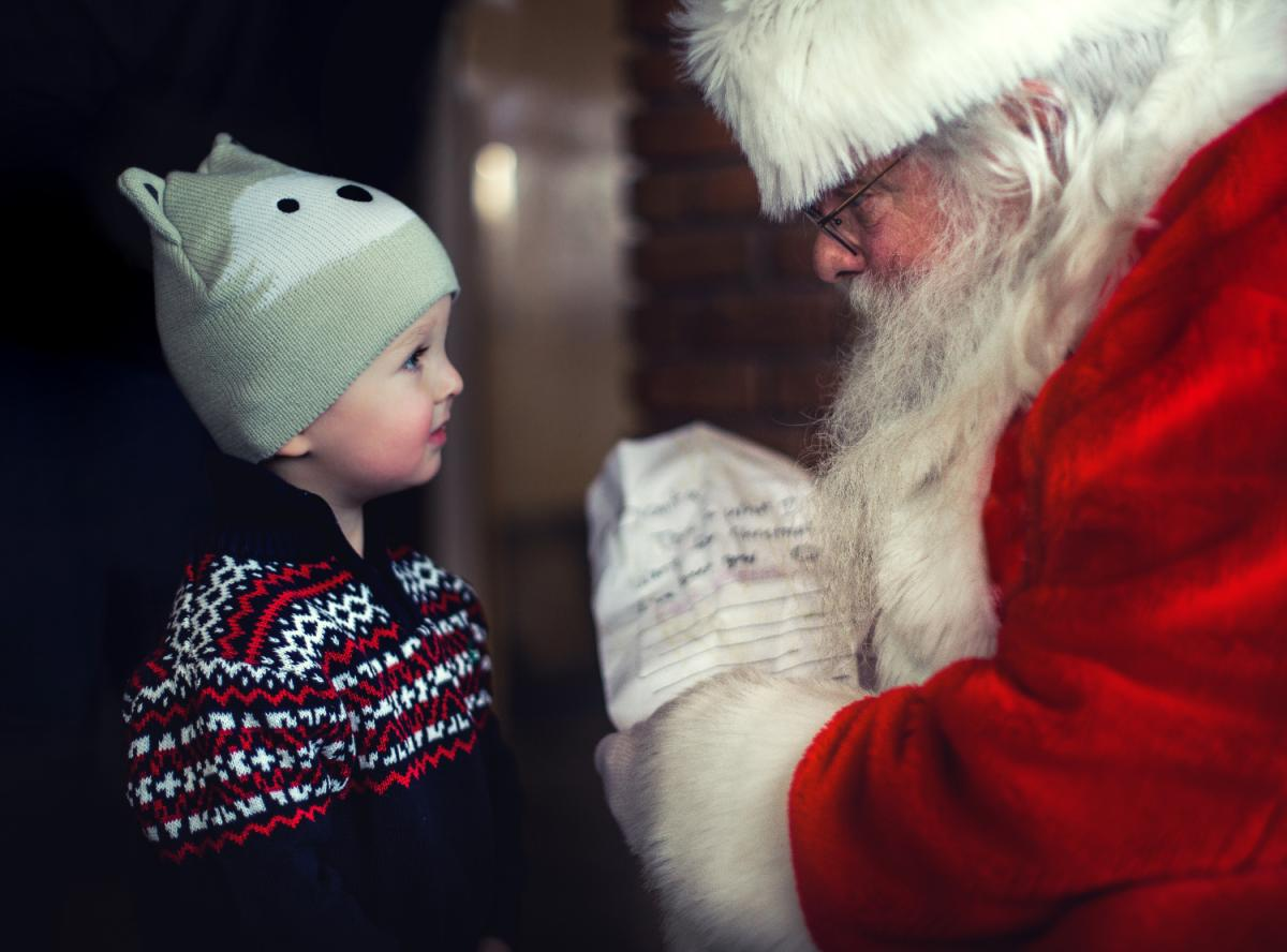Where to See Santa in the St. Petersburg-Clearwater Area