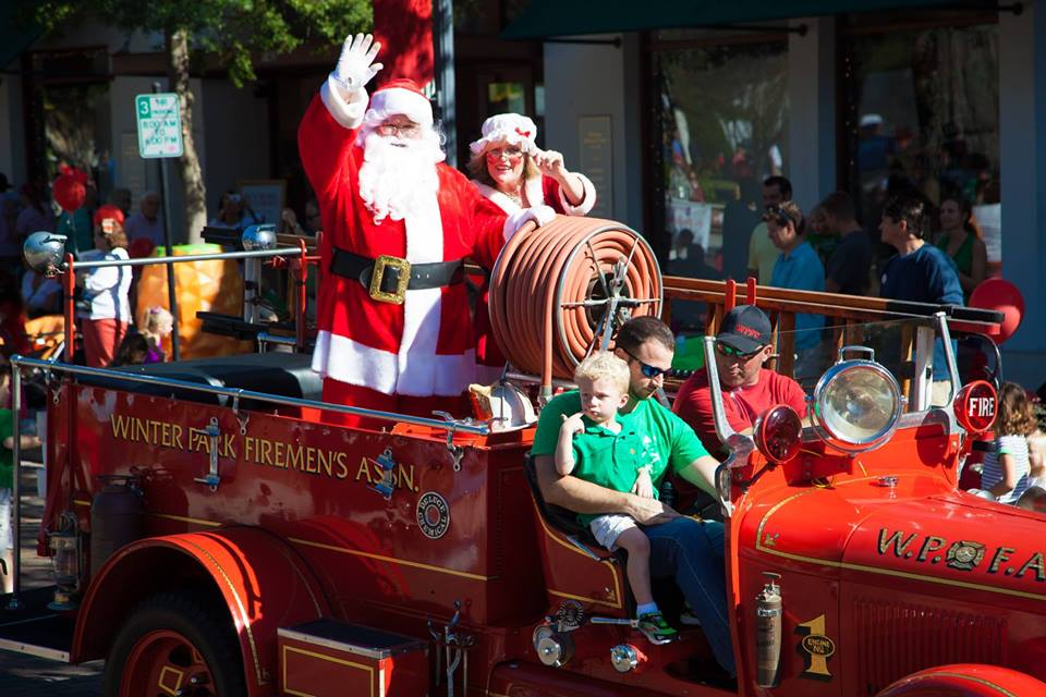 Experience A White Christmas In Orlando With Winter On The Avenue