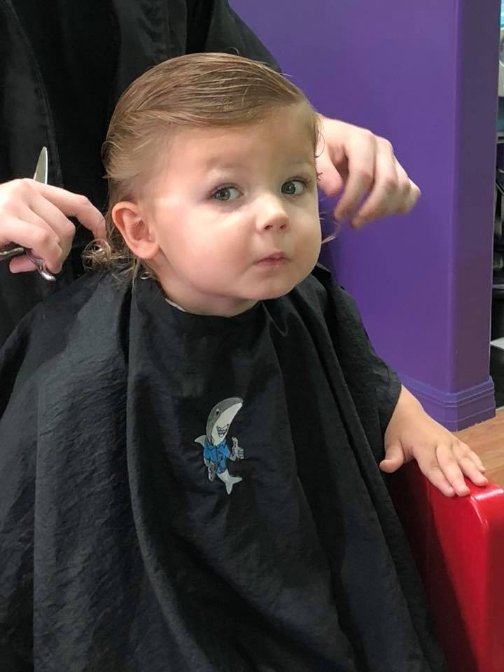 Pamper Your Children With A One Of A Kind Haircut Experience At
