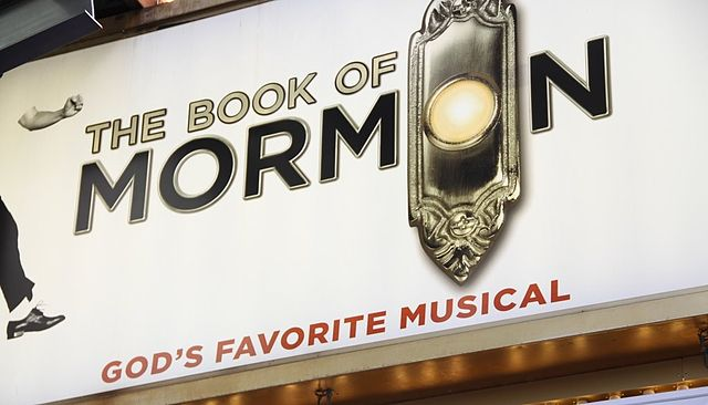 Book of Mormon, Holiday Theatre Highlight Tampa Arts Events Dec. 4th-10th