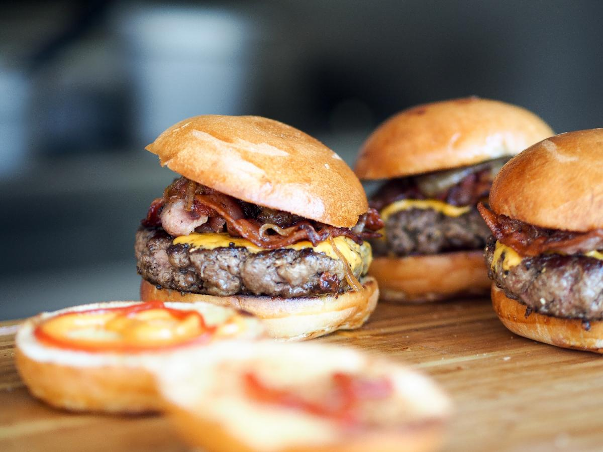 The Best Burgers In The 727area, From The Sponge Docks to South St. Pete